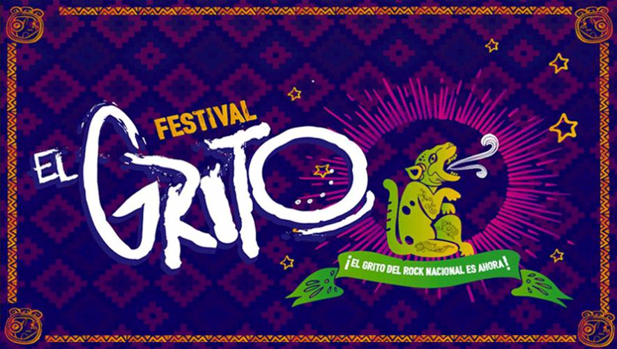 En junio se llevará a cabo la primera edición del Festival El Grito. (Foto: Noches VIP Guatemala)