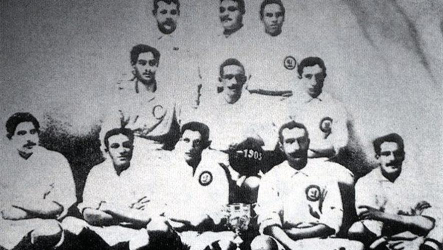 El guatemalteco Federico Revuelto formó parte del primer equipo del Real Madrid. (Foto tomada de Facebook Federico Revuelto)