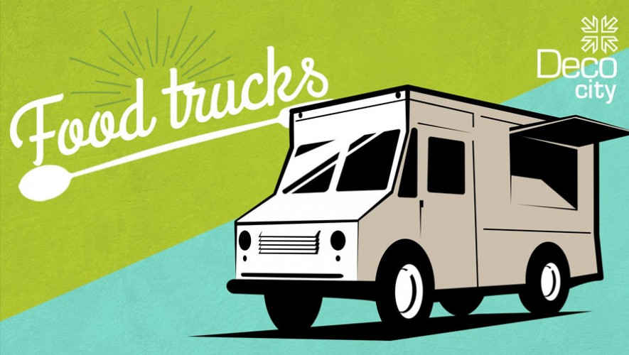 Food Trucks en Deco City | Abril 2016