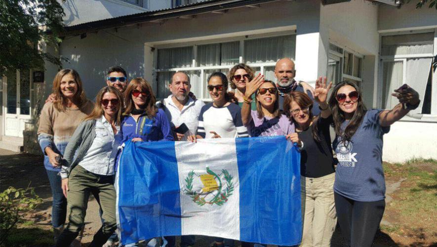 Los atletas representarán a Guatemala en la carrera Patagonia Run 2016. (Foto: Benito Arreaga)