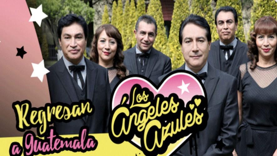 Primer concierto de Los Ángeles Azules | Abril 2016
