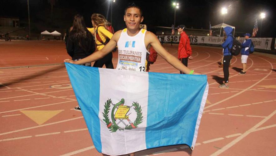 El guatemalteco Mario Pacay se posicionó como el mejor del mundo en lo que va del 2016. (Foto: Mario Pacay)