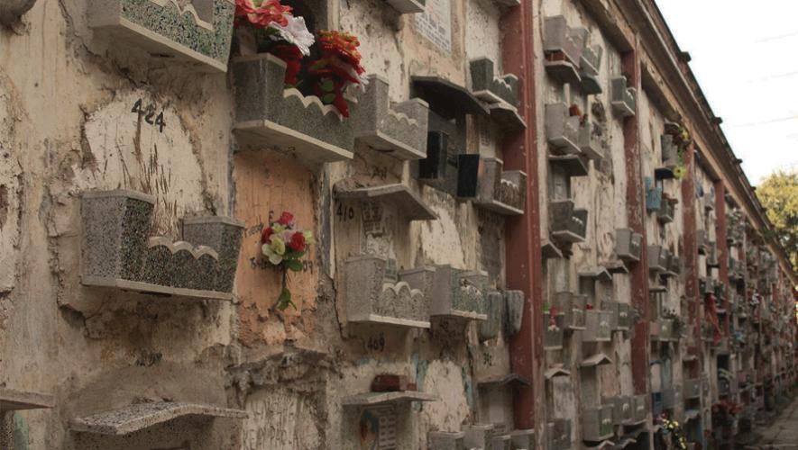 Conoce más de la historia de Guatemala con visitas guiadas al Cementerio General. (Foto: María Fernanda Mencos)