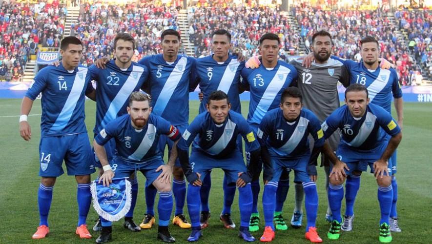 Partido de Trinidad y Tobago vs. Guatemala en eliminatoria mundialista | Septiembre 2016