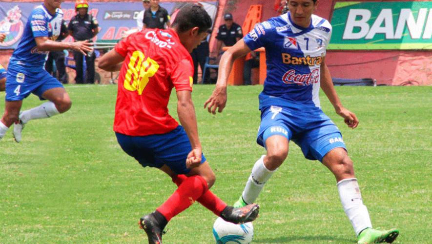 Pedro Altán de 18 años podría ser la próxima estrella del fútbol guatemalteco, según Fox Sports. (Foto: Rojos del Municipal)