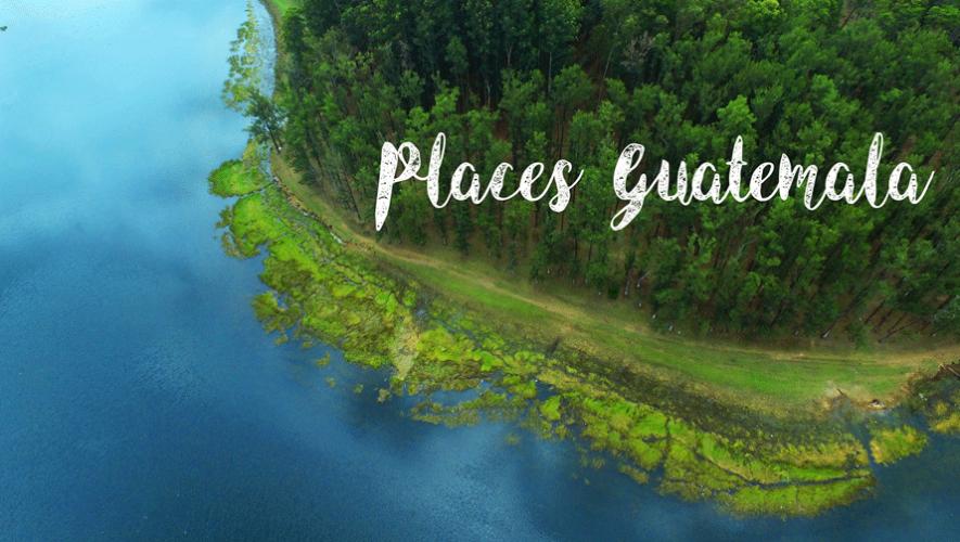 Places Guatemala te invita a visitar Laguna del Pino en Santa Rosa, un destino impresionante. (Foto: ChapinFilms)