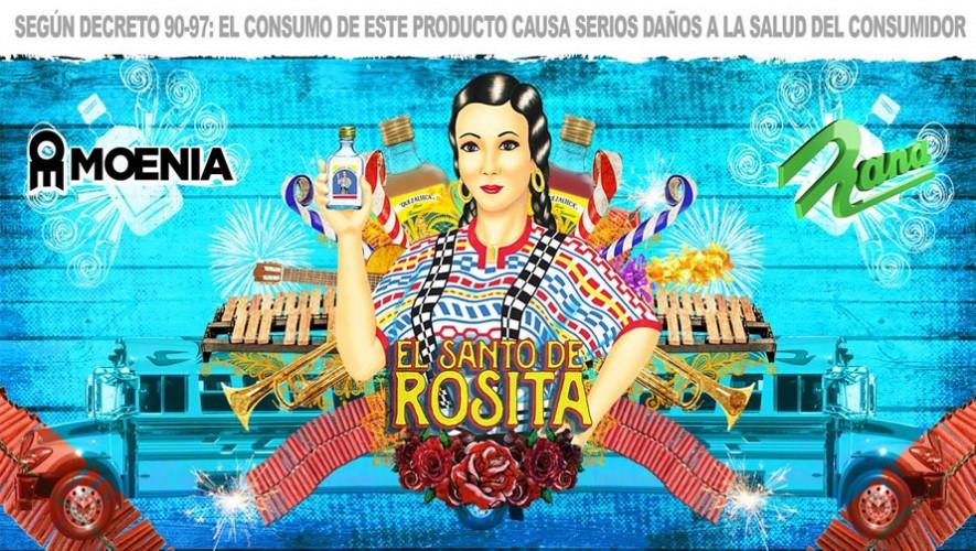 Fiesta de Quetzalteca: Moenia y Grupo Rana | Abril 2016