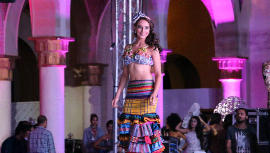 Thalia Carredano representando a Guatemala en Miss Eco Universe 2016. (Foto: Miss Eco Universe)