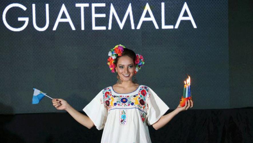 Thalia Carredano en la presentación de Mejor Traje Nacional para Miss Eco Universe 2016. (Foto: Miss Eco Universe)