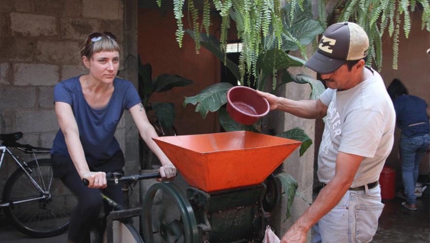 Aprende de primera mano cómo es hecho el café de Antigua Guatemala. (Foto: De la Gente)