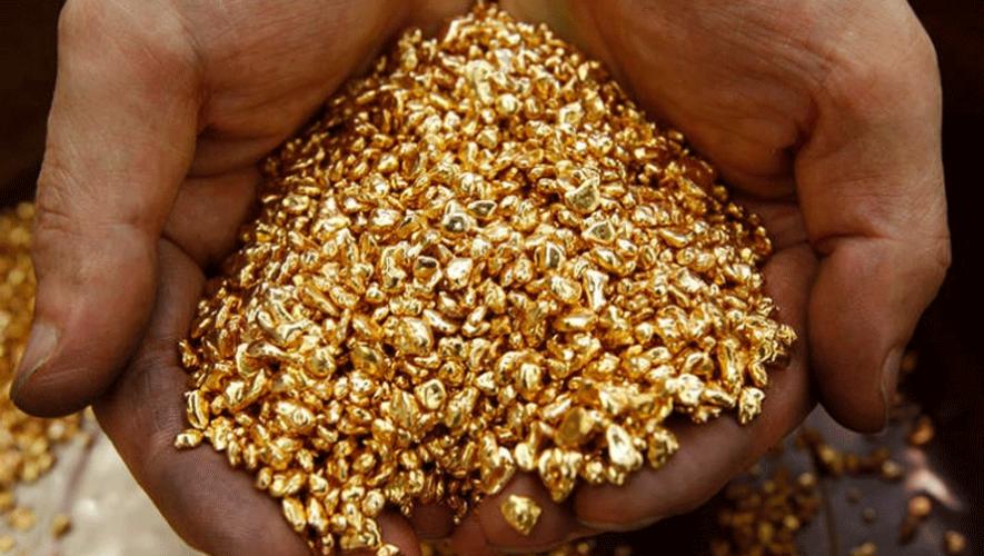 Guatemala se encuentra entre los países latinoamericanos que cuentan con las mayores reservas de oro.  (Fotografía con fines ilustrativos)