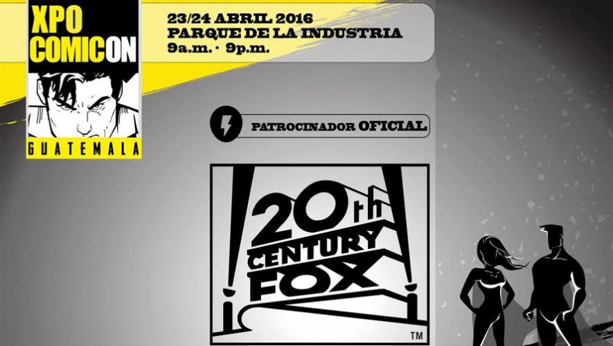 XPO Comicon Guatemala   Abril 2016