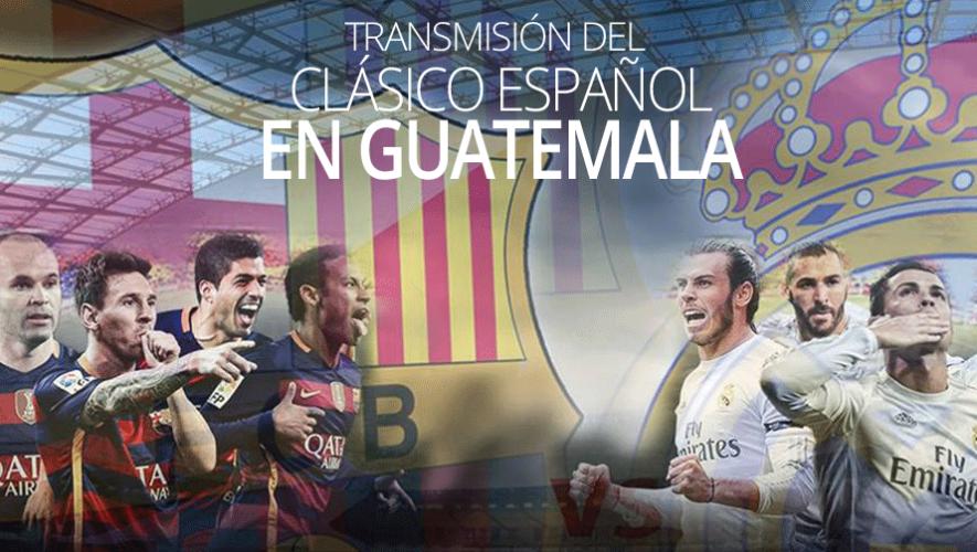 Disfruta de la transmisión del clásico español Barcelona vs. Real Madrid el 02 de abril de 2016. (Foto: Centro Dental Kyrios)