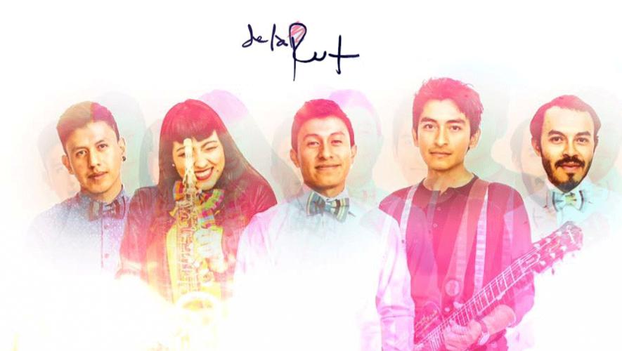 La agrupación guatemalteca De la Rut lanzó su nuevo sencillo y video Sonrisa Láser. (Foto: De la Rut)