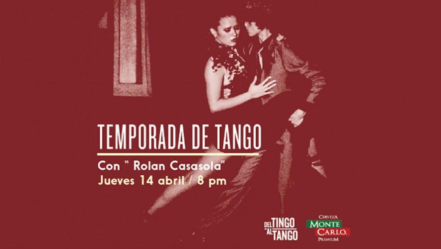 Noche de Tango en Restaurante Del Tingo al Tango | Abril 2016