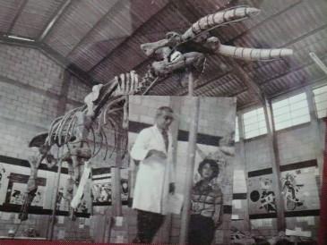 Museo De Estanzuela Zacapa en 1974. (Foto: Guillermo Mata)
