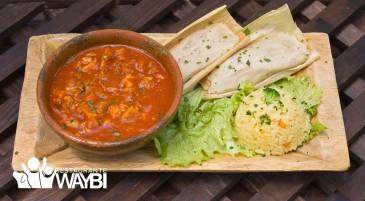 Foto: Restaurante Way-Bi