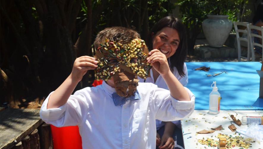 El proyecto DIDART busca  enseñar a los niños las prácticas artesanales de Guatemala (Foto: Didartguatemala)