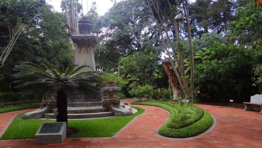 (Foto: Jardín Botánico USAC)