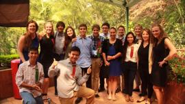 Estudiantes guatemaltecos participarán en la competencia mundial National History Day