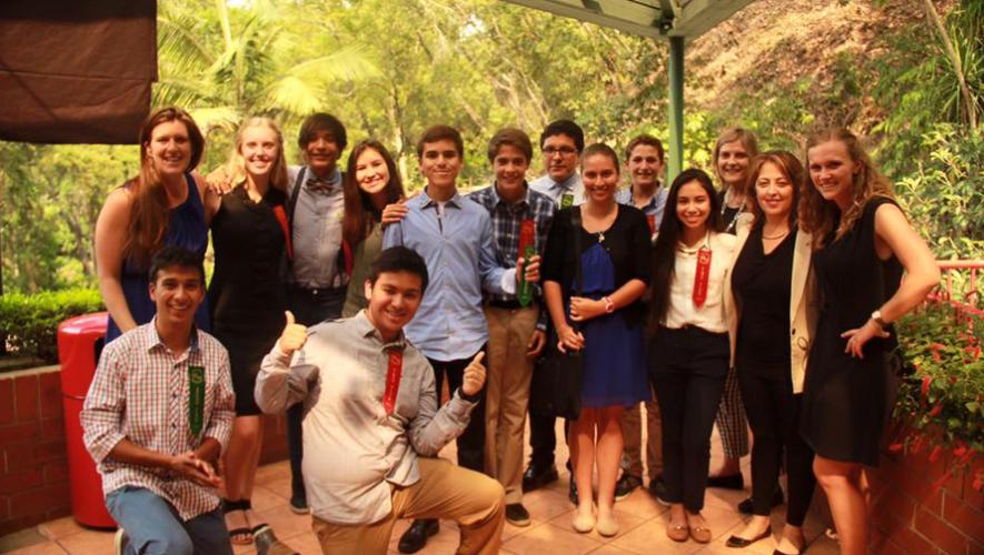 Estudiantes del colegio Antigua International School viajarán a Washington para participar en el concurso National History Day (Foto: AIS)