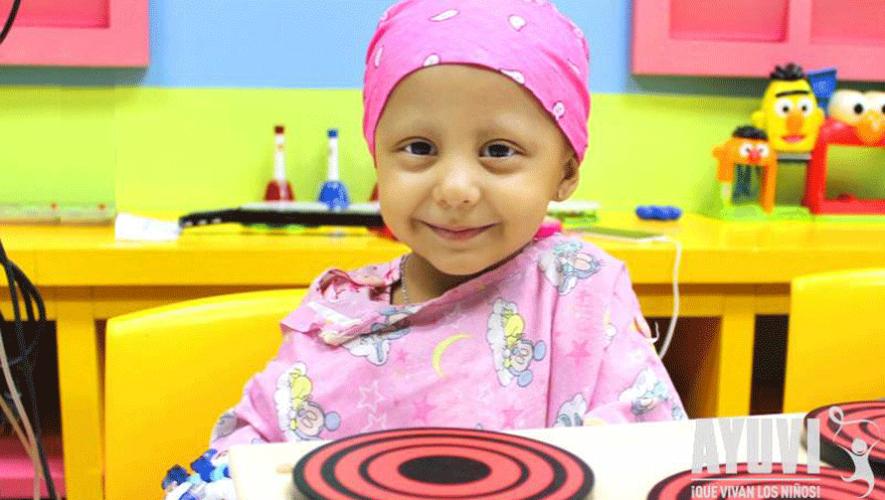 Tres guatemaltecos buscan apoyar la lucha contra el cáncer que realiza Fundación Ayuvi. (Foto: Fundación Ayuvi)