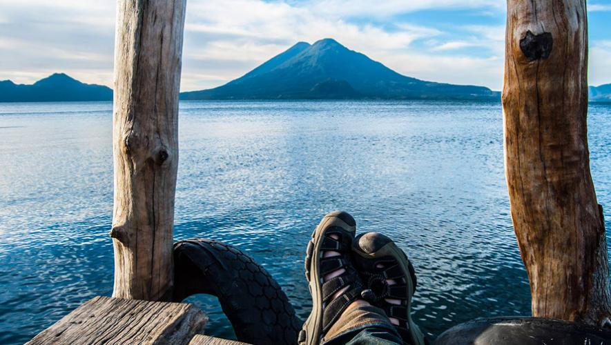 Lonely Planet creó una guía para los que viajan por primera vez a Guatemala. (Foto: Andrea Tórtola)