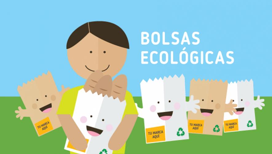 Con bolsas de papel 100% biodegradables Pedro De Ojeda espera reducir el impacto ambiental que tiene el plástico. (Foto: Bolsianuncios)
