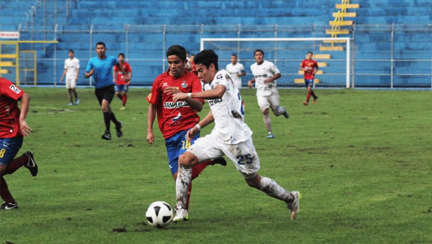 Partido de ida Comunicaciones vs. Municipal semifinales Torneo Clausura | Mayo 2016
