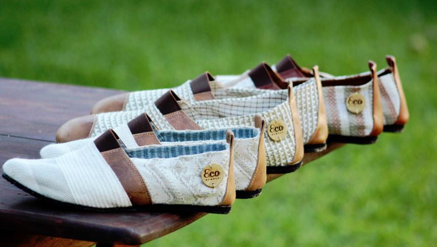 Con materiales reciclados Eco Bambas crea zapatos de primera calidad. (Foto: Eco Bambas)