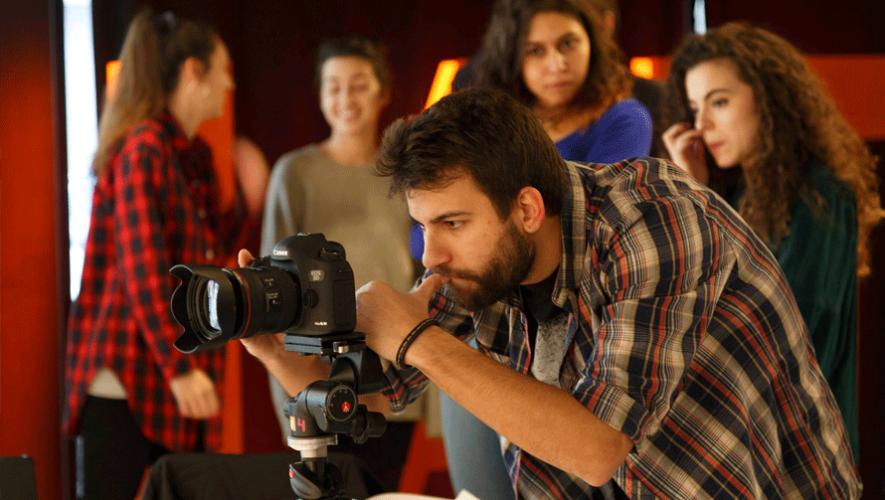 Esta es la oportunidad para los fotógrafos de Guatemala. (Foto: Escuela TAI)