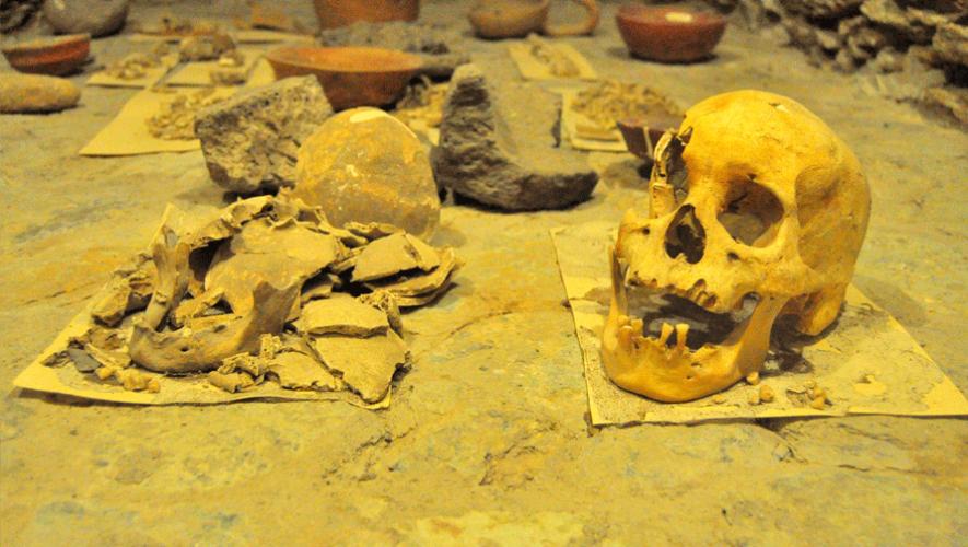 El museo también cuenta con vestigios mayas que habitaron la región. (Foto: tian2992)