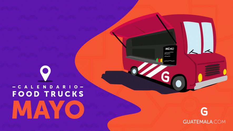 Descubre en dónde estarán ubicados los food trucks en Guatemala. (Foto: Guatemala.com)