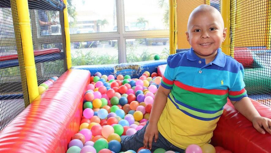 Ayuda a cumplir el sueño de los niños y jóvenes con cáncer en Guatemala. (Foto: Fundación Erick Quiroa)
