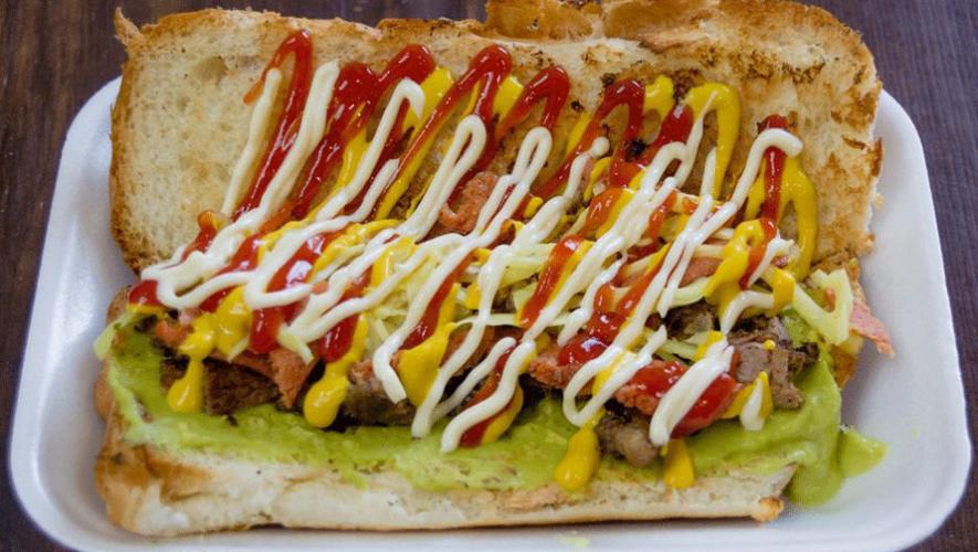 Conde Nast Traveler eligió al shuco de Guatemala como uno de los mejores sándwiches del mundo. (Foto: Sunshine Pics / Alamy)