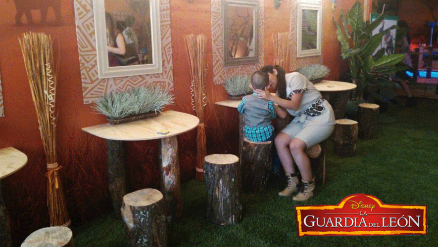 En la Guardia del León los niños pueden realizar actividades interactivas y de aventura. (Foto: Oakland  Mall)