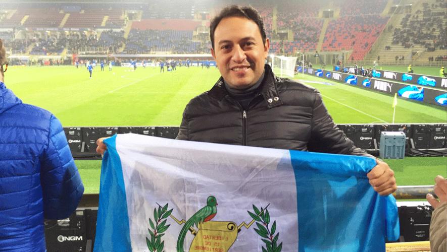 El técnico guatemalteco Juan Francisco Roldán asistirá a una de las más importantes escuelas deportivas de España. (Foto: Juan Francisco Roldán)
