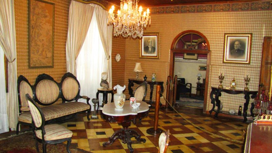 Casa Mima. (Foto: Museos del Centro Histórico de Guatemala)