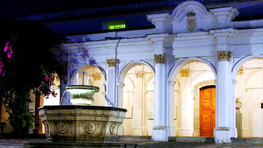 Museo de la Universidad de San Carlos. (Foto: Museos del Centro Histórico de Guatemala)