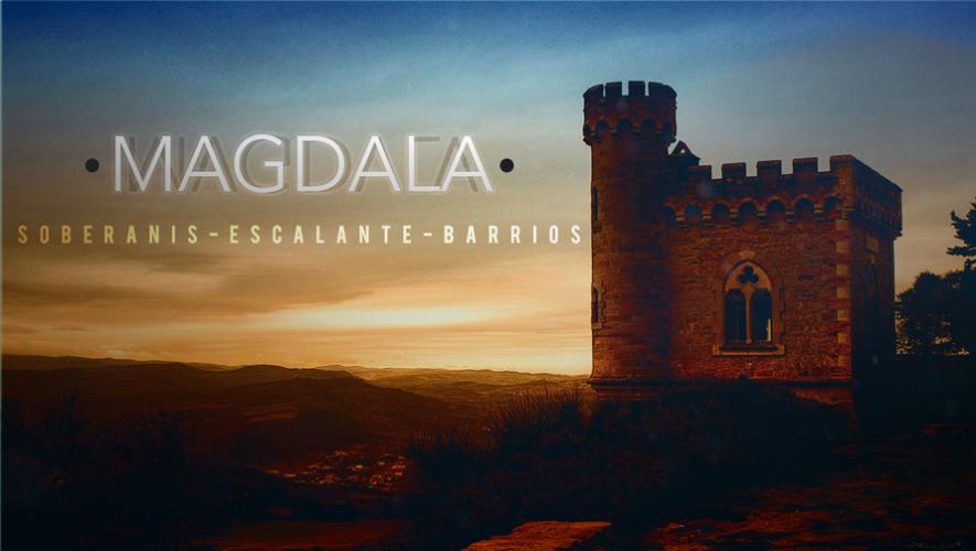 Magdala es el nuevo proyecto que une el talento de tres artistas nacionales. (Foto: Magdala)