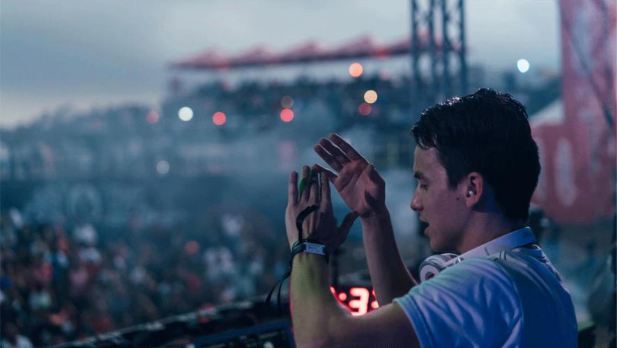 """La canción """"Open My Eyes"""" del DJ guatemalteco Ale Q forma parte del aftermovie oficial de Tomorrowland Brasil. (Foto: Monodelespacio)"""