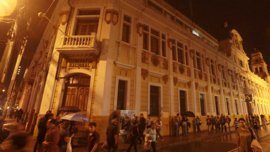 Noche de los museos en Guatemala   Mayo 2017
