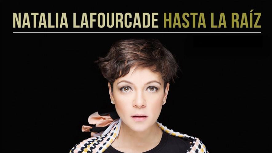 Concierto de Natalia Lafourcade en Guatemala | Julio 2016