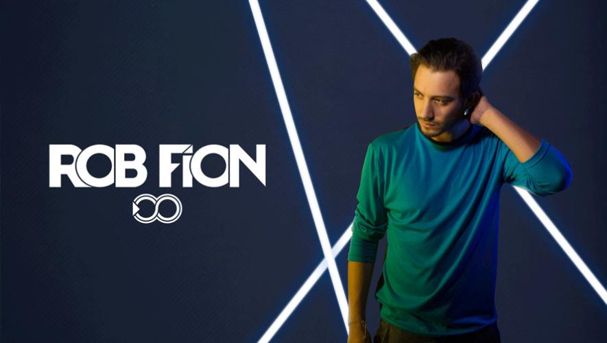 Rob Fion lanzó su nuevo sencillo Water junto a la cantante estadounidense Adara. (Foto: Rob Fion)