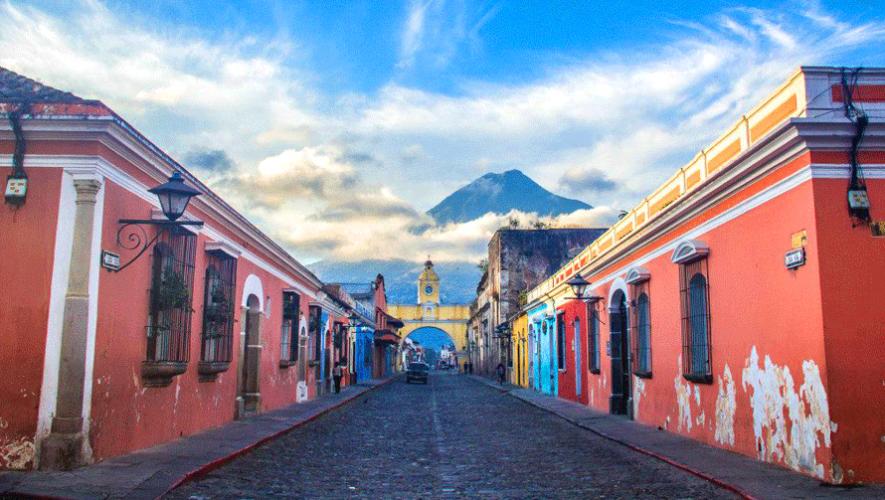 Descubre por qué se enamoró una blogger británica de Antigua Guatemala (Foto: Tangerine Tangerine)