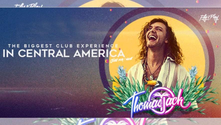 Corona presenta a DJ Thomas Jack en Cardales Cayalá | Junio 2016
