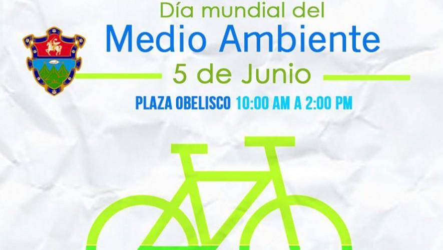 BiciTour Muniguate por el Día mundial del Medio Ambiente | Junio 2016