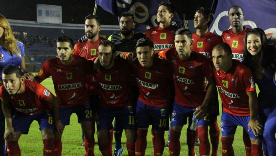 Partido Rojos del Municipal contra San Lorenzo de Almagro| Julio 2016
