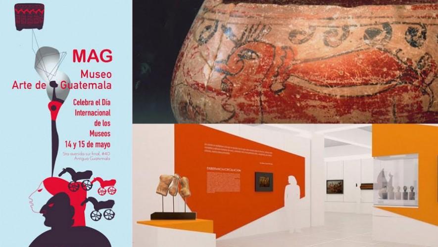 Apertura del Museo de Arte en Antigua Guatemala | Mayo 2016