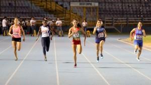 100 metros femenino